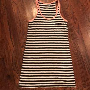 gap tee shirt dress